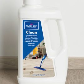 Quick Step clean - onderhoudsproduct 1000ml